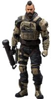 Call of Duty: Donnie 'Ruin' Walsh - 6 Inch Action Figure